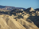 Sunset at Zabriske Point